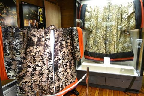 【城端】曳山御神像衣装展 @ 城端曳山会館 土蔵群「蔵回廊」